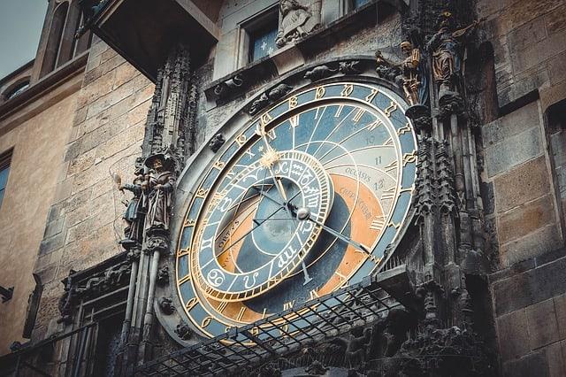 השעון בפראג