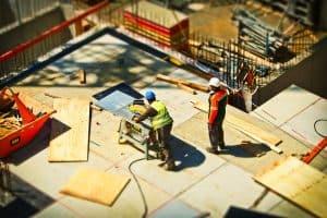 עבודות בנייה ורשם הקבלנים